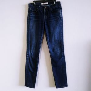 J Brand Woman Blue Skinny Jeans Size 26